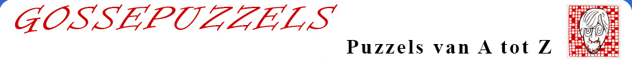 Gossepuzzels logo